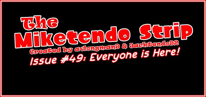 Miketendo Strip Banner v2018 #49