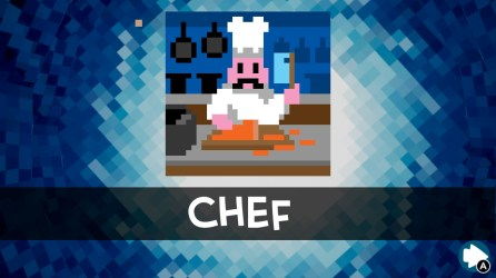 Professions Chef Complete ENG