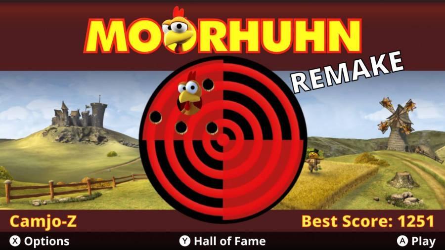 Moorhuhn Remake Review