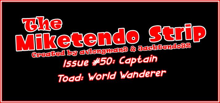 Miketendo Strip Banner v2018 #50
