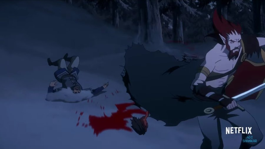 Castlevania Season 2 trailer