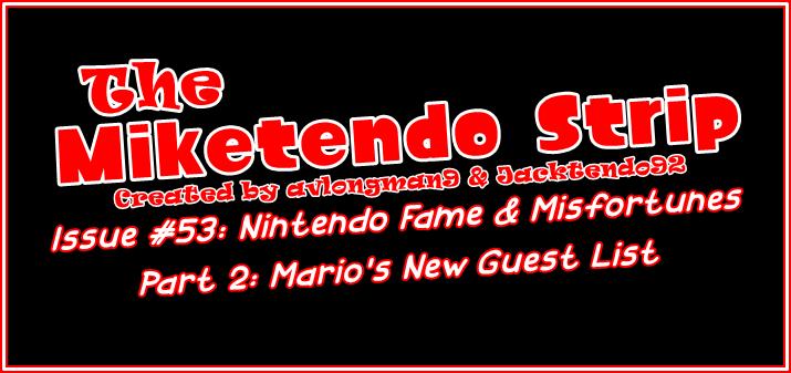 Miketendo Strip Banner v2018 #53