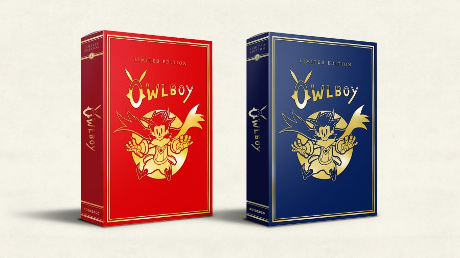 Owlboy Limited Edition