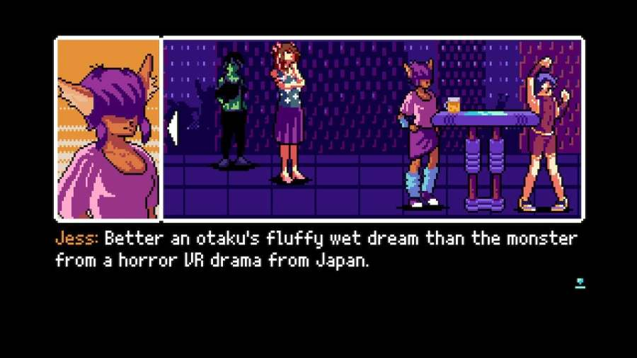 2064 Read Only Memories Integral switch review
