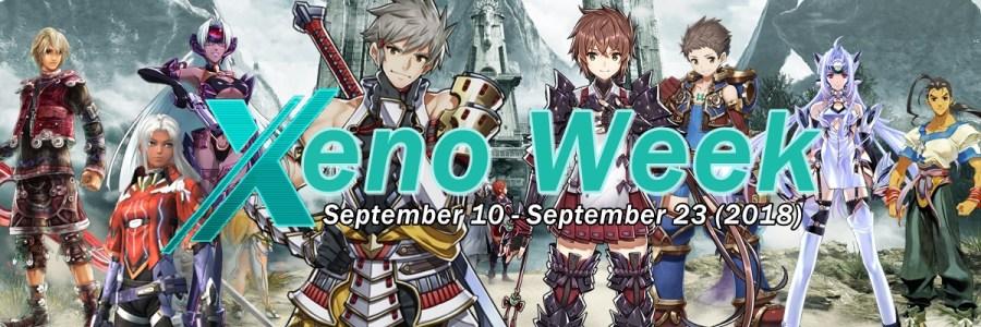 #XenoWeek Xeno