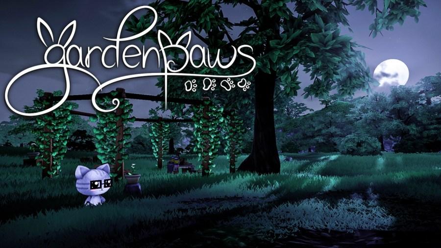 Garden Paws kickstarter
