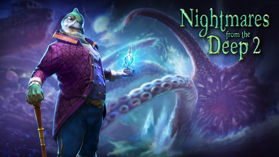 Nightmares from the Deep 2: The Siren's Call switch review