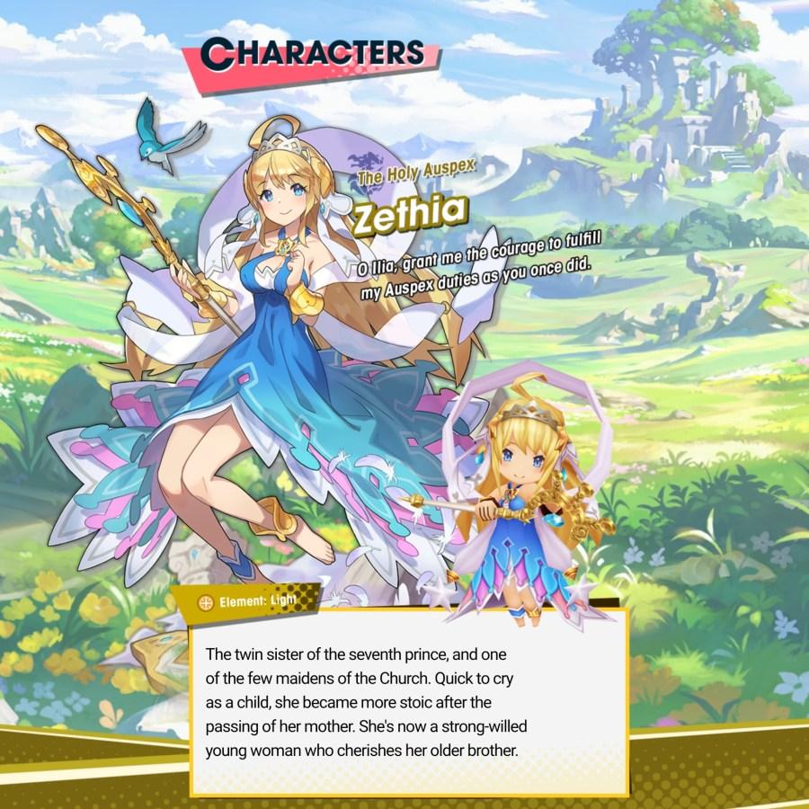Dragalia Characters (1)