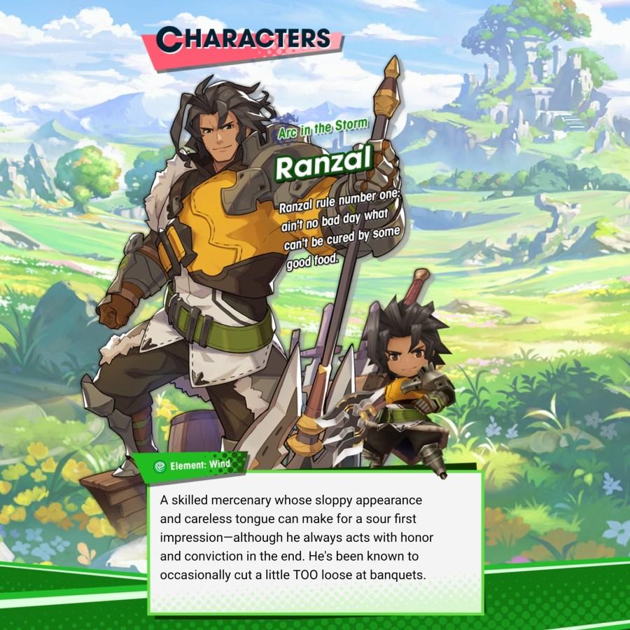 Dragalia Characters (4)