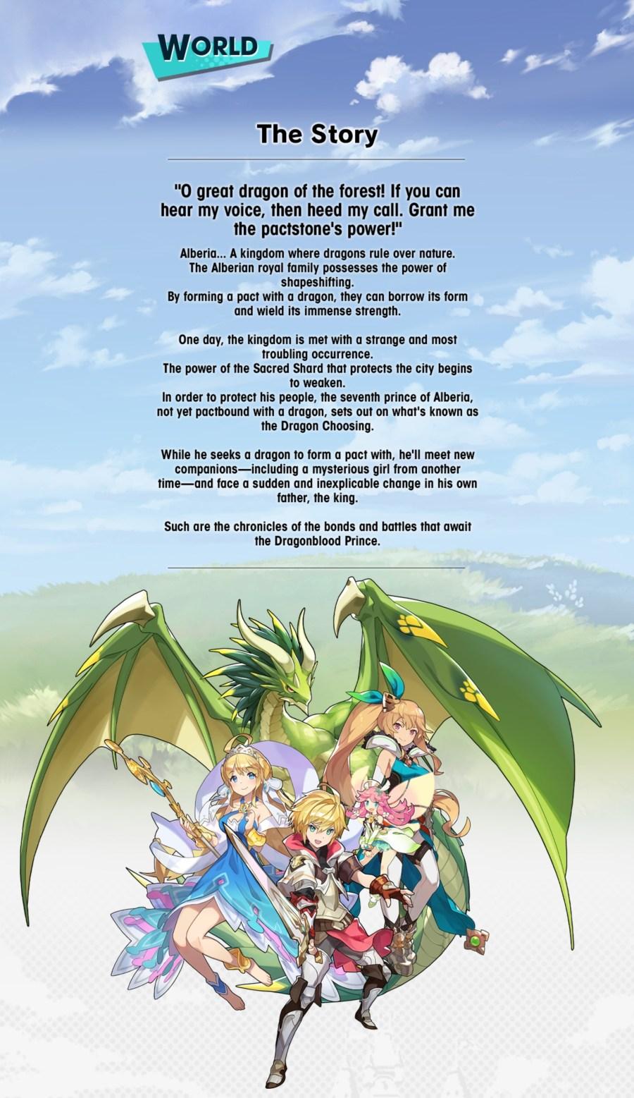 Dragalia Lost characters