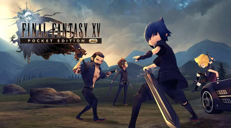 Final Fantasy XV switch review