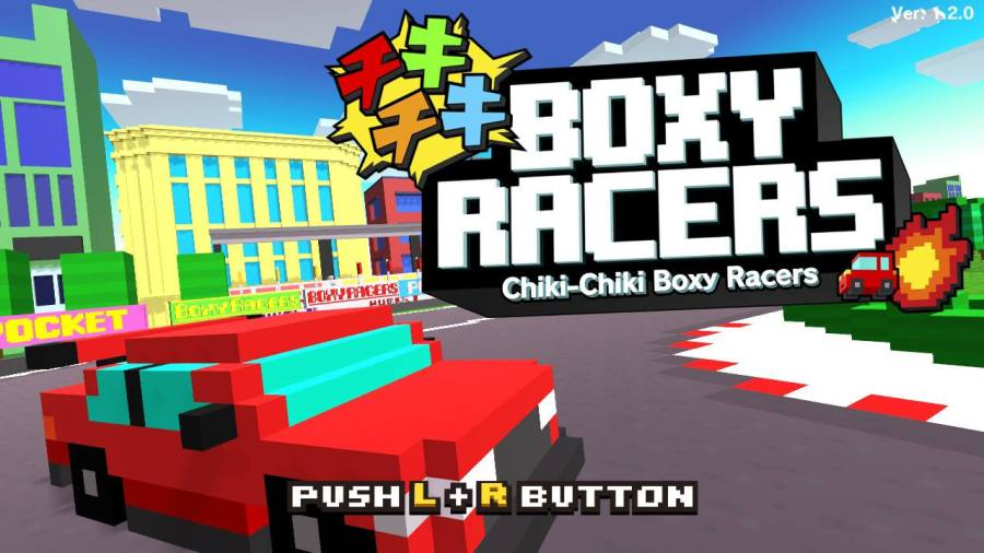 Chiki-Chiki Boxy Racers switch review