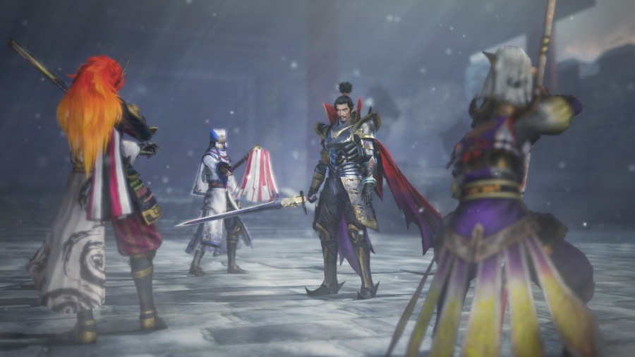 Warriors Orochi 4 interview