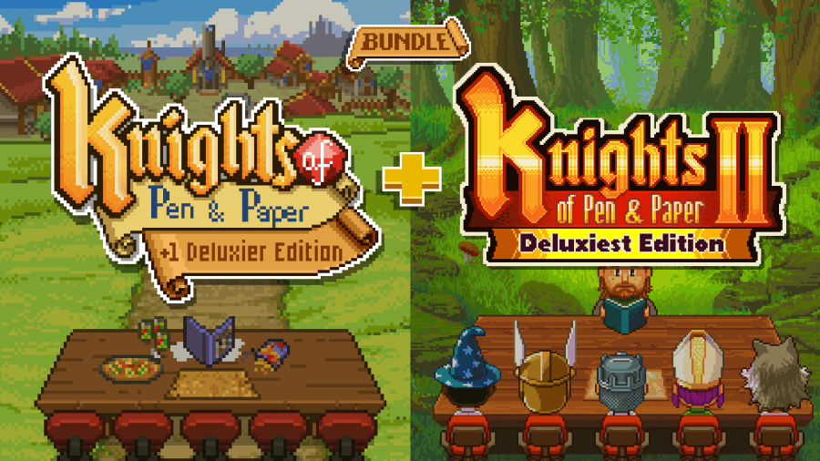 Knights Of & Paper 2