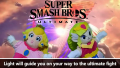 Zelda And Peach Sing Lifelight