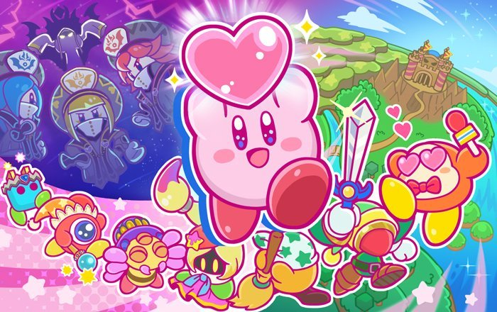 Kirby Star Allies Version 4.0.0
