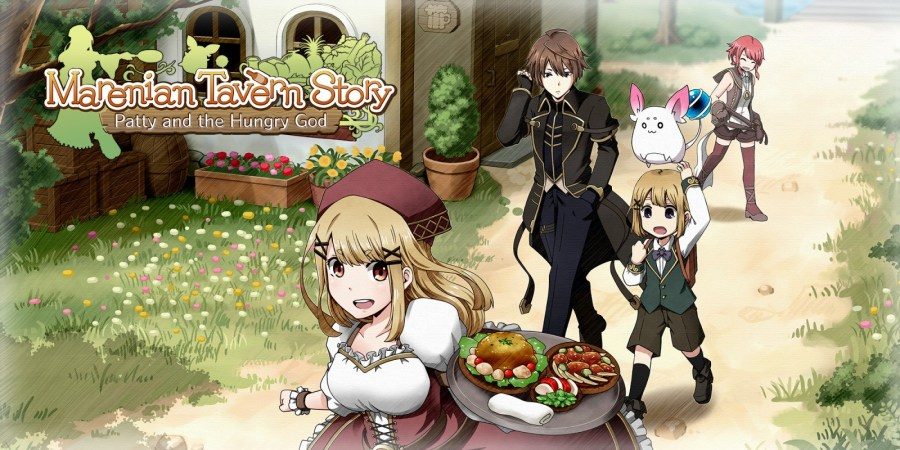 Marenian Tavern Story: Patty and the Hungry God switch review