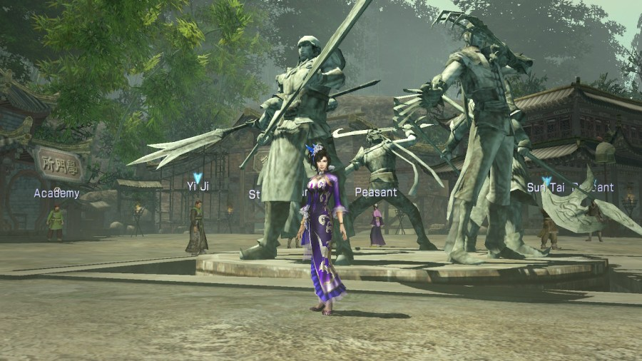 Dynasty Warriors 8 switch review