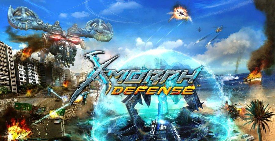 X-Morph: Defense nintendo switch