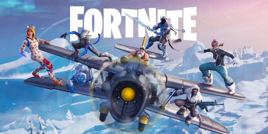 Fortnite Version 7.20