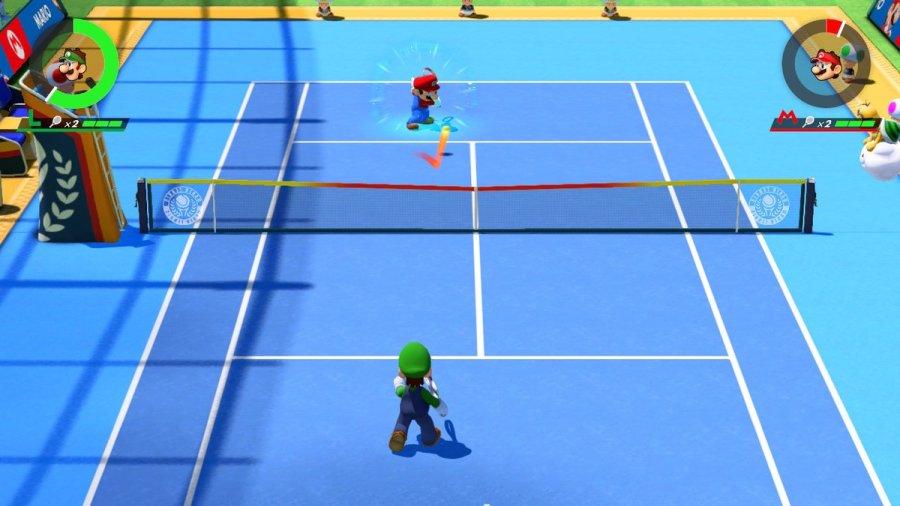 Mario Tennis Aces costumes guide