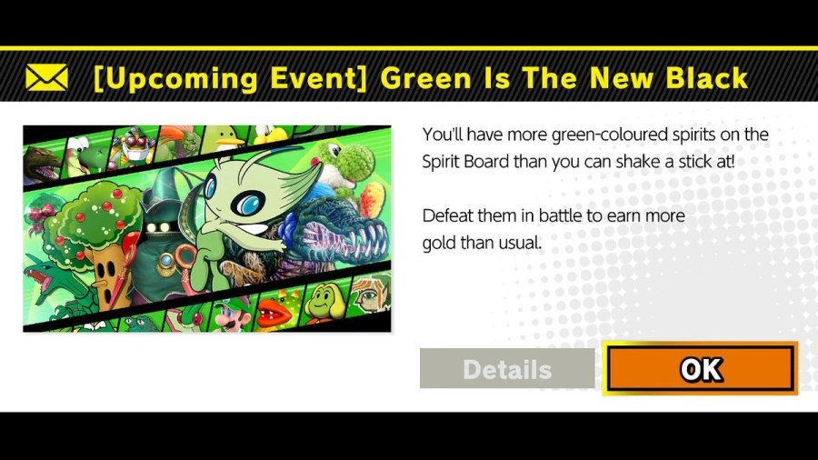 Green Is The New Black Spirit Event