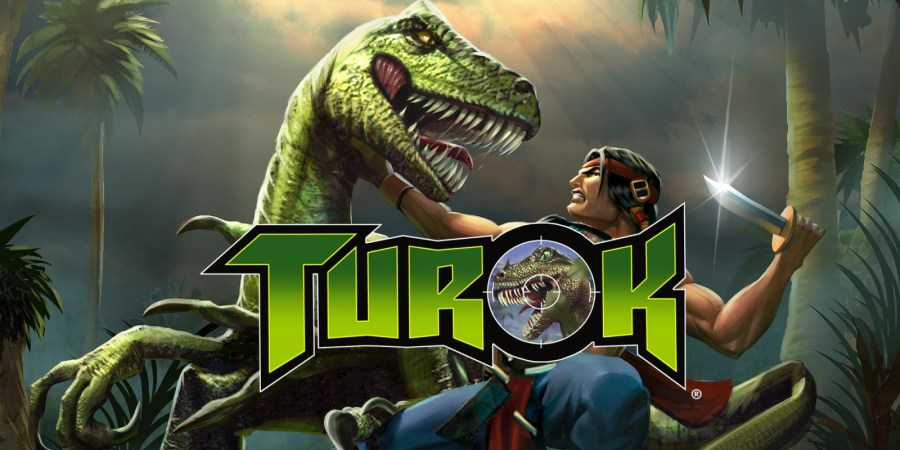Turok Nintendo Switch