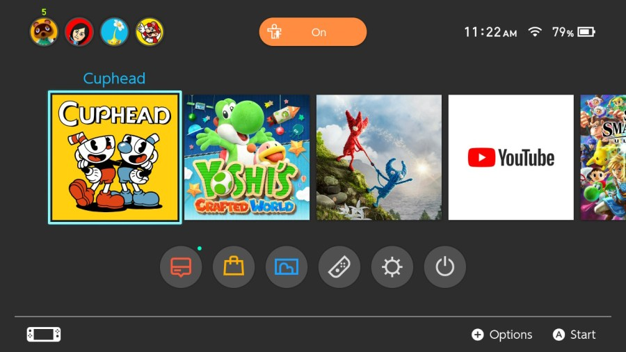 Cuphead switch review