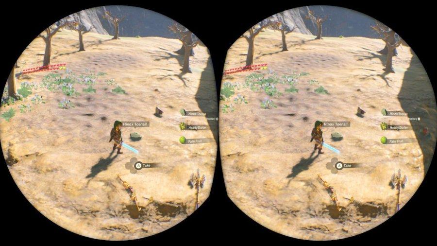 The Legend of Zelda VR review