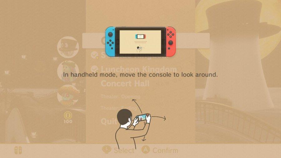 Super Mario Odyssey VR review