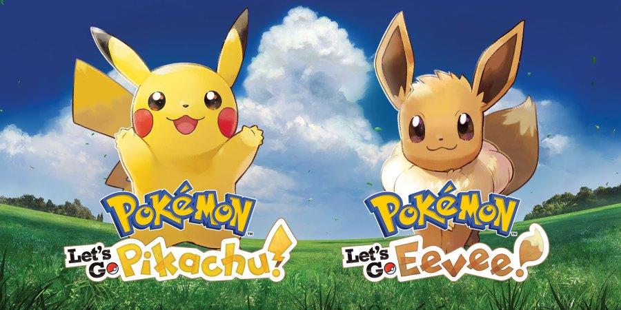 Pokémon: Let's Go, Pikachu! & Pokémon: Let's Go, Eevee! PLG
