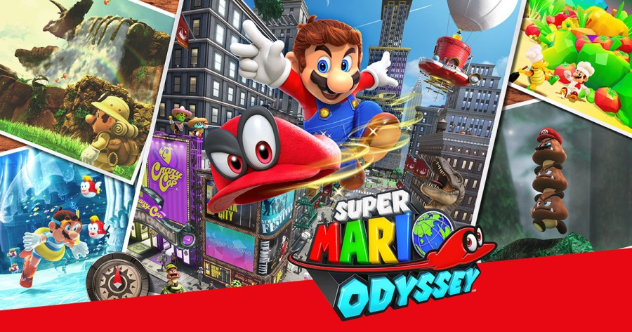 Super Mario Odyssey SMO