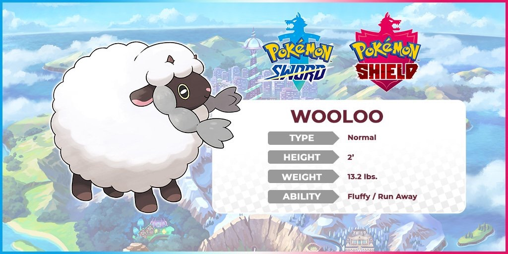 Feature Who S That Pokemon It S Wooloo The Sheep Pokemon