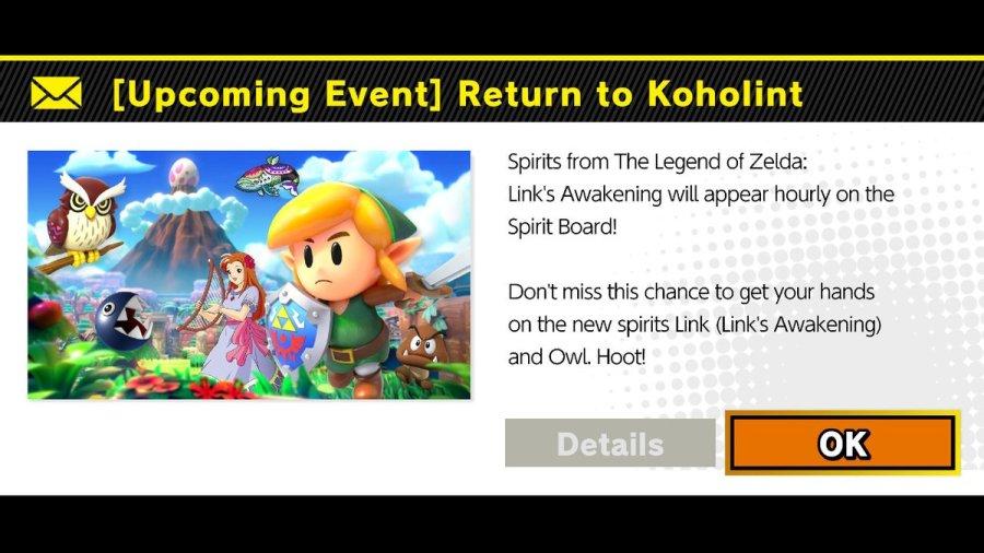Return To Kolohint Spirit Event