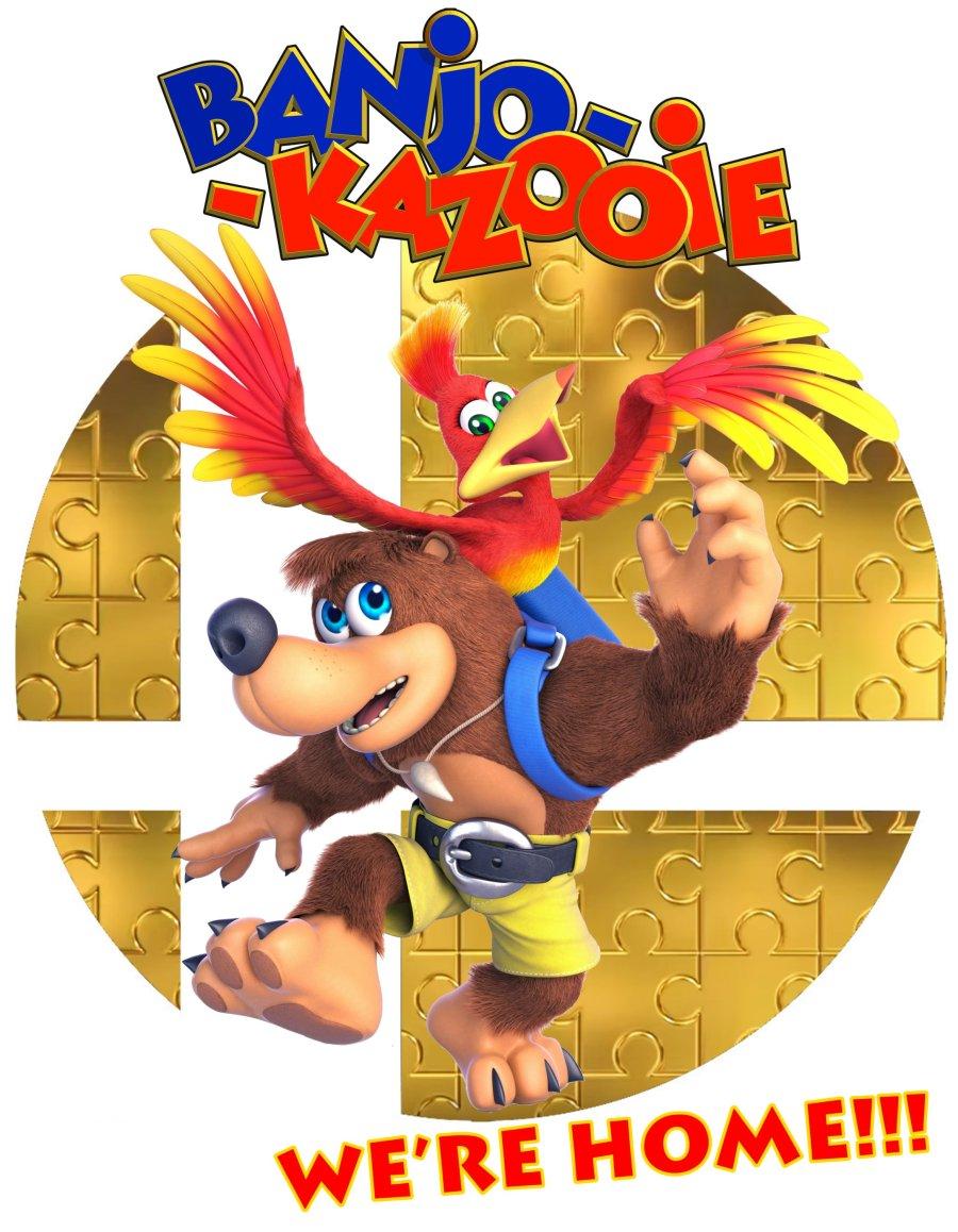 Banjo-Kazooie T-shirt Image