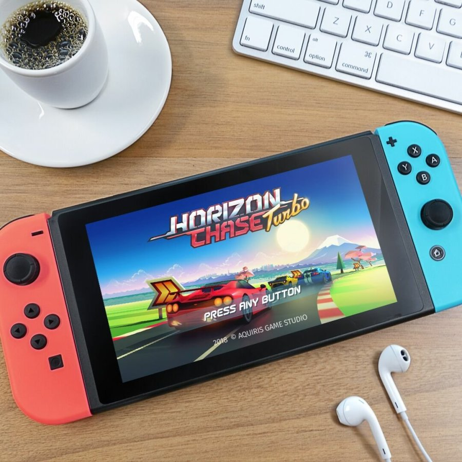 Horizon Chase Turbo Retail