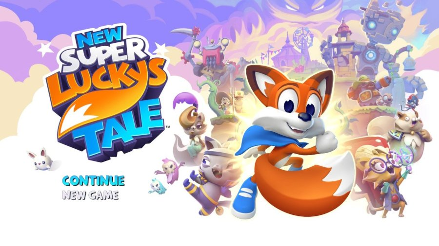 New Super Lucky's Tale (1)
