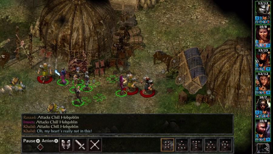 Baldur's Gate (3)