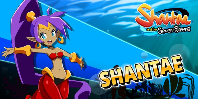 Shantae and the Seven Sirens S
