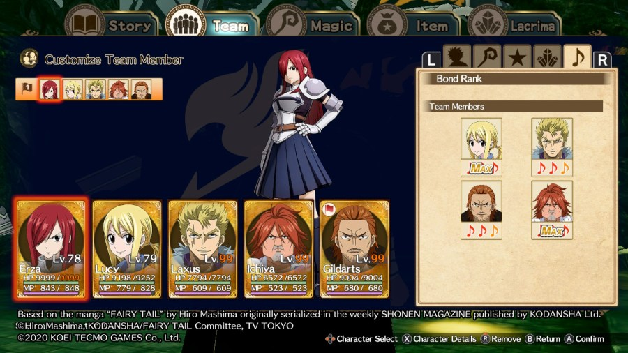 Character Screen Bonds (1)