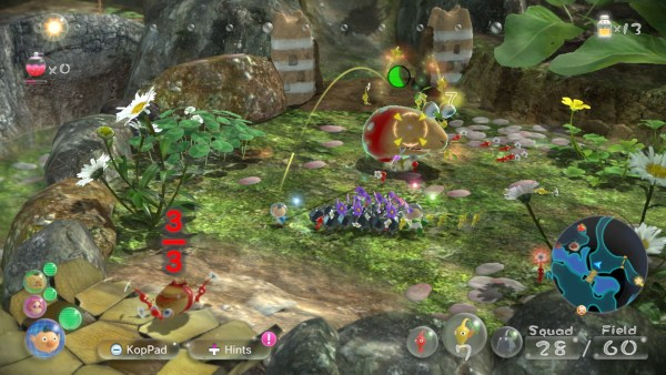 Gallery Pikmin 3 Deluxe Screenshots And Box Art Miketendo64