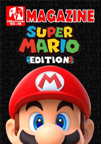 M64 Magazine - Super Mario Edition