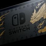 Nintendo Switch Monster Hunter Rise Edition Bundle
