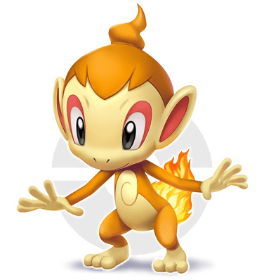 Chimchar Pokémon Brilliant Diamond & Pokémon Shining Pearl