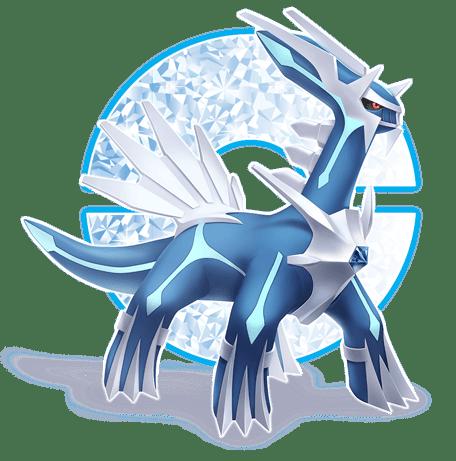 Dialga Pokémon Brilliant Diamond & Pokémon Shining Pearl