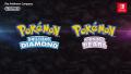 Pokémon Brilliant Diamond & Pokémon Shining Pearl