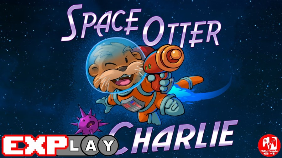 Space Otter Charlie EXPlay