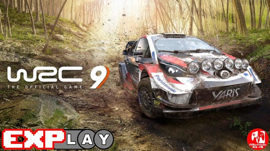 WRC 9 EXPlay