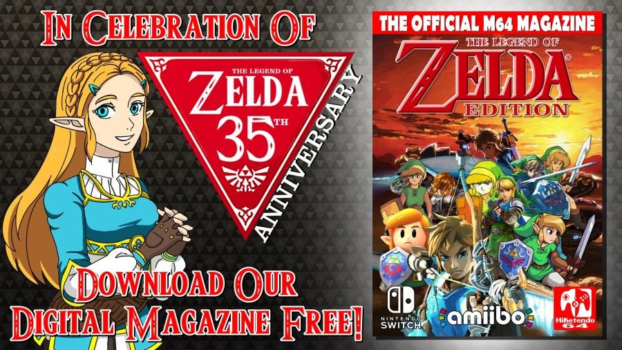 M64 Magazine - The Legend of Zelda Edition