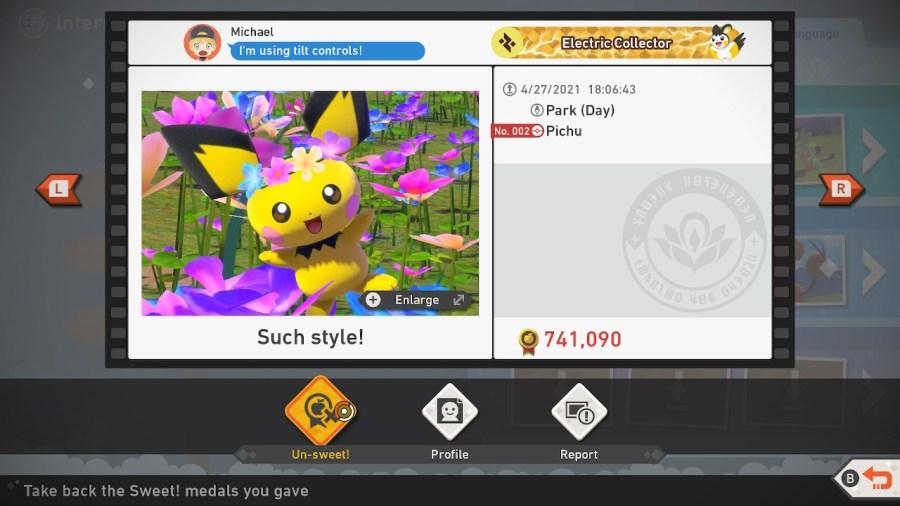 New Pokémon Snap Sales